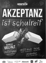 Kampagne der Hamburger Interessenvertretung der Schwulen und Lesben